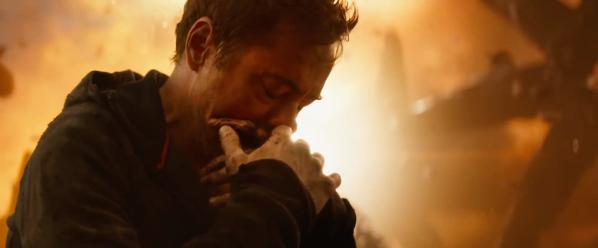 Tony Stark Emotional Wringer