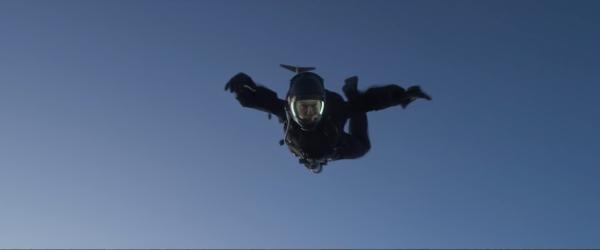 Ethan Hunt HALO Jump